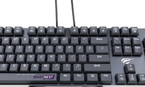 Test klawiatury mechanicznej Havit HV-KB395L