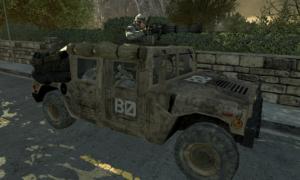 Humvee sukcesem najnowszego CoDa