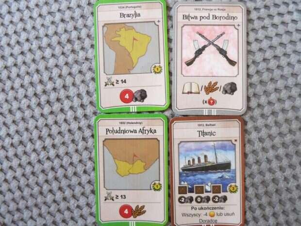 wojna narodów karty