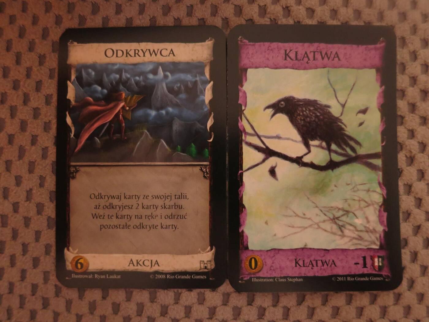 Dominion karty