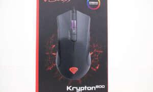 Wyższa półka w średniej cenie – test myszy Krypton 800