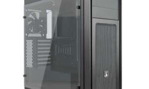 Test obudowy SilentiumPC Gladius M35T Pure Black