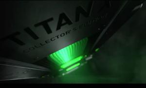 Nvidia wypuści na rynek Titan X Collectors Edition