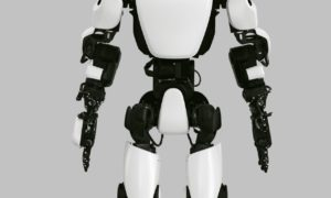Toyota pokazuje humanoidalnego robota