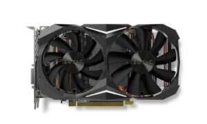Test karty graficznej ZOTAC GeForce GTX 1070 Ti Mini