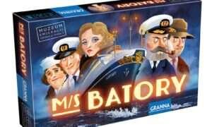 Recenzja gry planszowej MS Batory