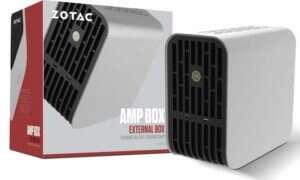 Nowe obudowy dla kart graficznych od ZOTACa – seria AMP Box i AMP Box Mini