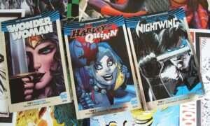 DC Odrodzenie i komiksowa porcja recenzji