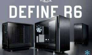 Fractal zaprezentował obudowę Define R6