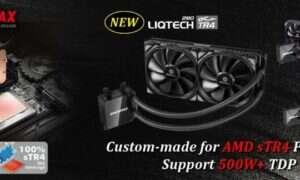 Enermax przedstawia Liqtech TR4 280 mm