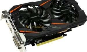 Pierwszy autorski GeForce 1060 5GB od Gigabyte
