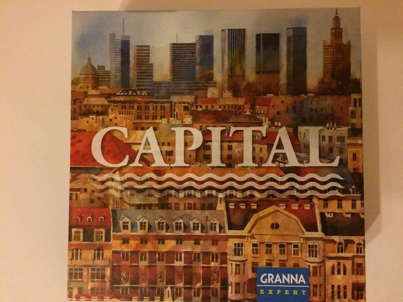 Capital pudło