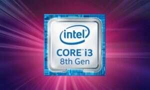 Core i3 z serii Coffe Lake na starszym chipsecie