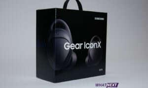 Test słuchawek Samsung IconX