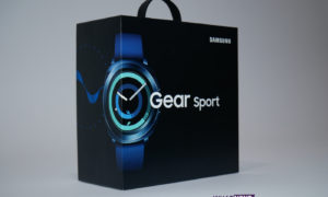 Test smartwatcha Samsung Gear Sport