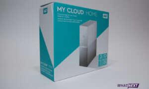Test chmury domowej WD My Cloud Home