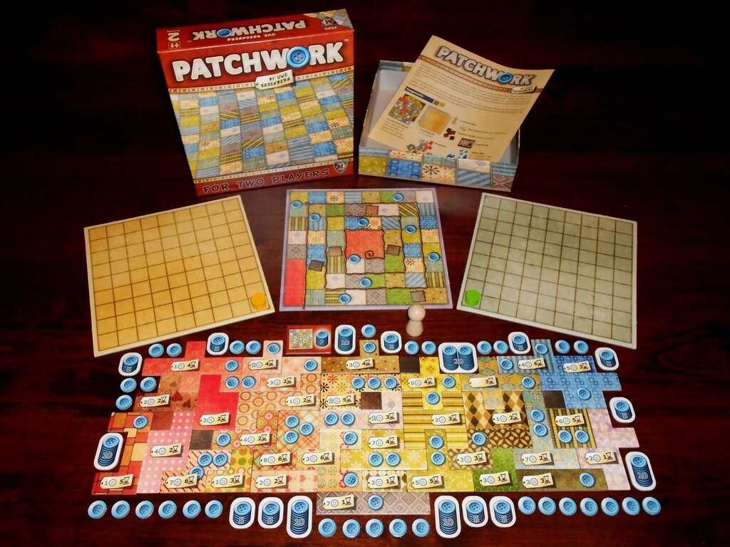 patchwork zawartość
