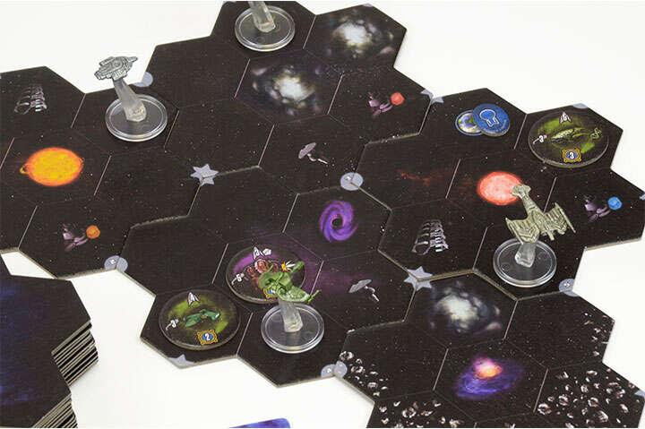 Star Trek Frontiers solo