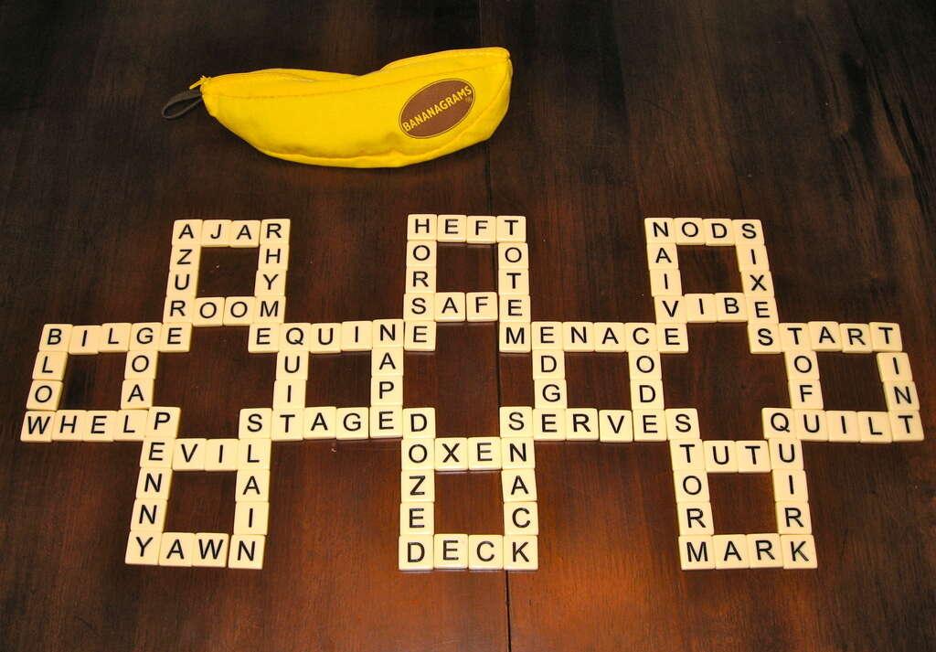Banananagrams