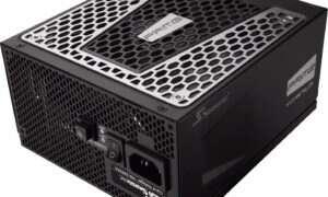 Test zasilacza Seasonic Prime Ultra 750 Titanium
