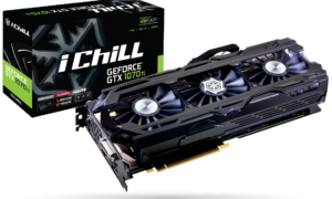Test karty graficznej Inno3D iChill GeForce GTX 1070 Ti X4