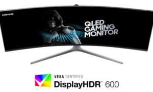 Samsung jako pierwszy zdobył certyfikat VESA DisplayHDR 600
