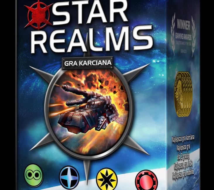 Star Realms tło