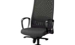 Test fotela Ikea Markus