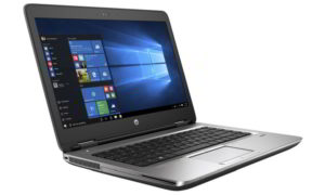 W laptopach HP przegrzewają się baterie