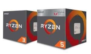 Specyfikacja stacjonarnych APU AMD już oficjalnie