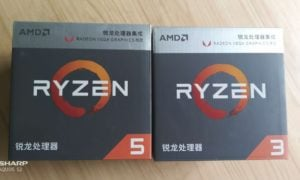 Pierwszy unboxing nowych APU od AMD