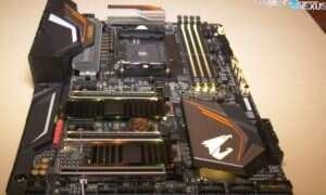 Pierwsza płyta z chipsetem AMD X470