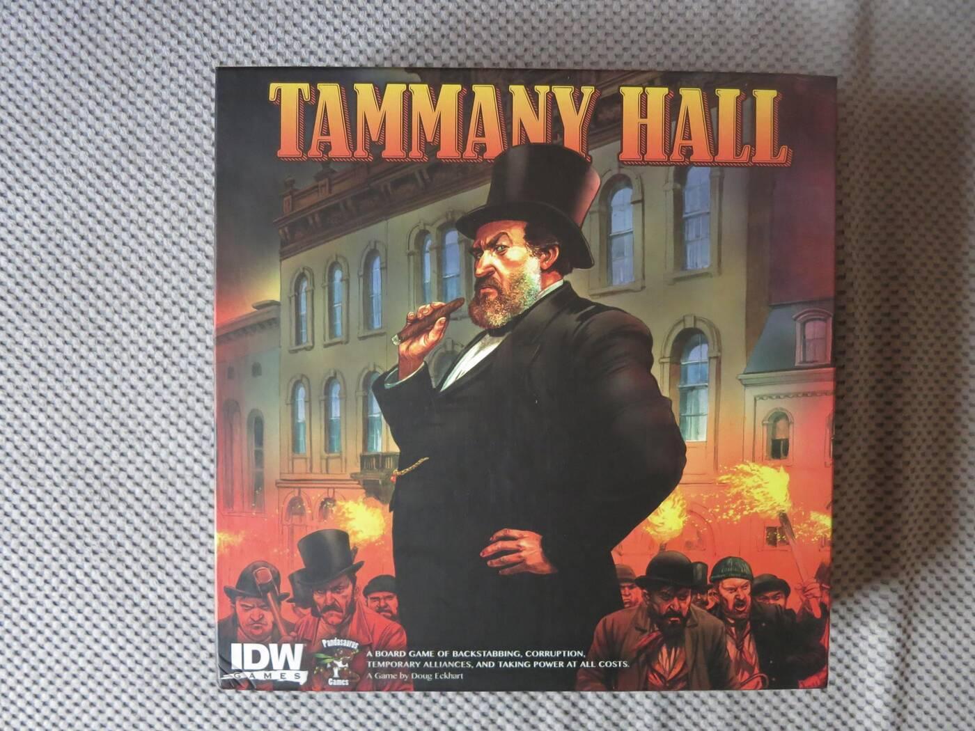 Tammany Hall pudło