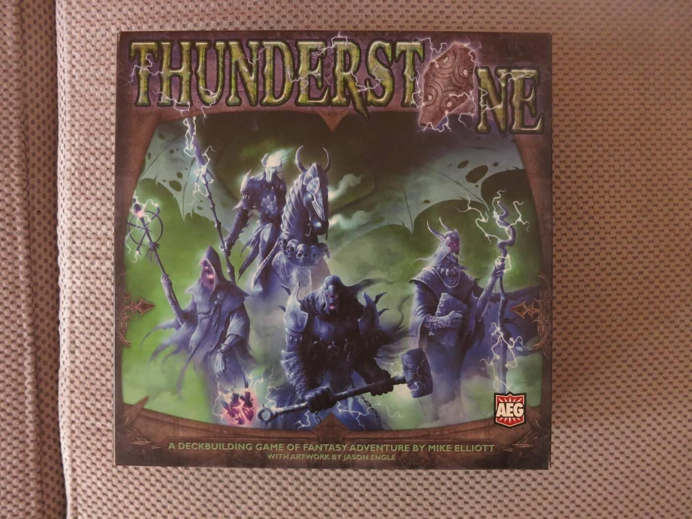 Thunderstone pudło