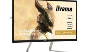 Test monitora iiyama G-Master G3266HS Gold Phoenix