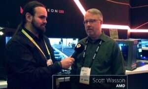 Scott Watson o przyszłości kart Radeon