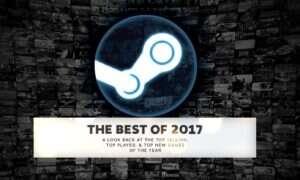 Podsumowanie ubiegłego roku prosto od Steam