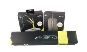 Test myszy M1, bungee B1 oraz podkładki XGP1 od Xtrfy