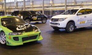 Brytyjski oddział Mitsubishi partnerem Fast & Furious Live