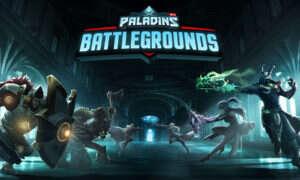 Godzinny zapis rozgrywki z Paladins: Battlegrounds