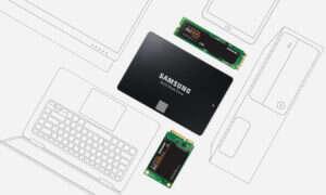Test dysku SSD Samsung 860 EVO 500 GB