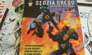 Recenzja komiksu Batman Sędzia Dredd: Wszystkie Spotkania