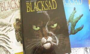 Recenzja komiksu Blacksad