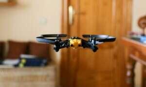 Mini drony jako produkt idealny do nauki latania