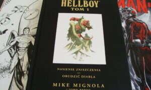 Recenzja wydania zbiorczego komiksu Hellboy