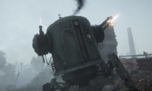 Iron Harvest trafi na Kickstartera