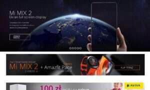 Mi-home.pl to nowy, autoryzowany sklep z urządzeniami Xiaomi
