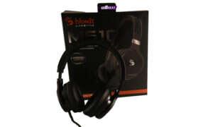 Test zestawu słuchawkowego Bloody M510