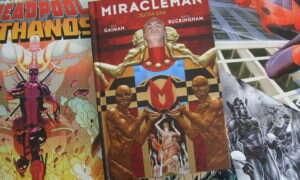 Recenzja komiksu Miracleman: Złota Era