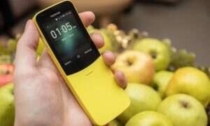 Nokia 8110 4G kolejnym odświeżonym klasykiem
